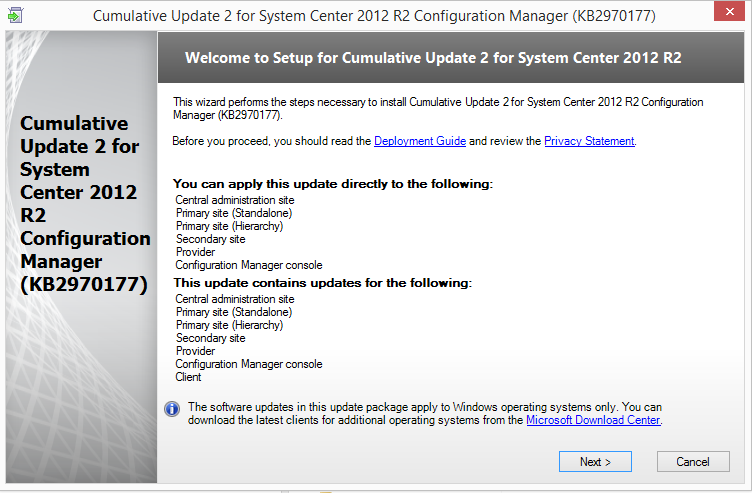 System Center Configuration Manager 2012 Technical Documentation